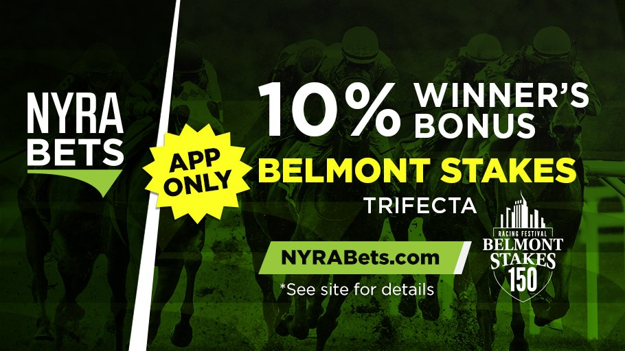 10 bet on justify