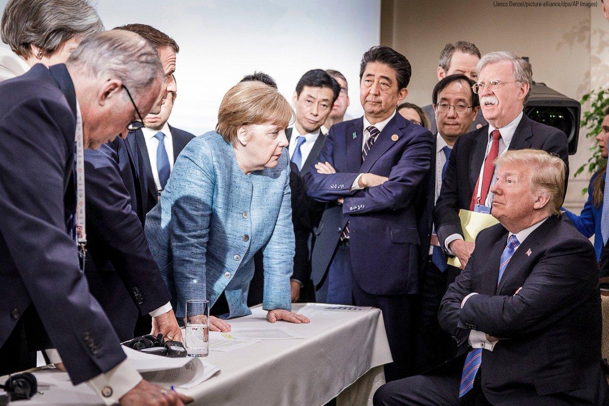 """Трамп знову висловився за повернення Росії в G8 і назвав окупацію Криму """"недоглядом"""" адміністрації Обами - Цензор.НЕТ 8785"""