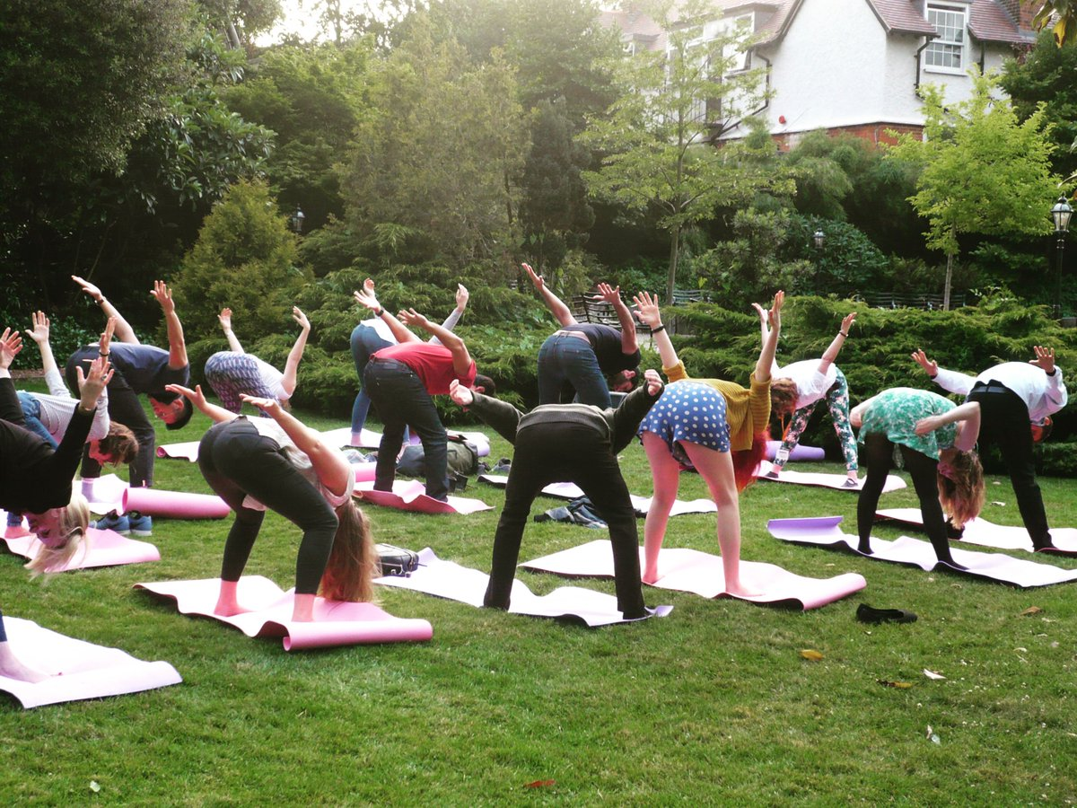 Every Friday night till the 20th July I'll be teaching #wildyoga @zsllondonzoo #ZSLZooNights Come and play, it has been wild! #Zoo #Yoga #Animalposes #fridayfun #yogaflowpic.twitter.com/AHxOP2GgPH