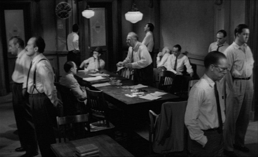 One Perfect Shot On Twitter 12 ANGRY MEN 1957 DP Boris Kaufman Dir Sidney Lumet More Shots Tco KB4dwgGbPJ