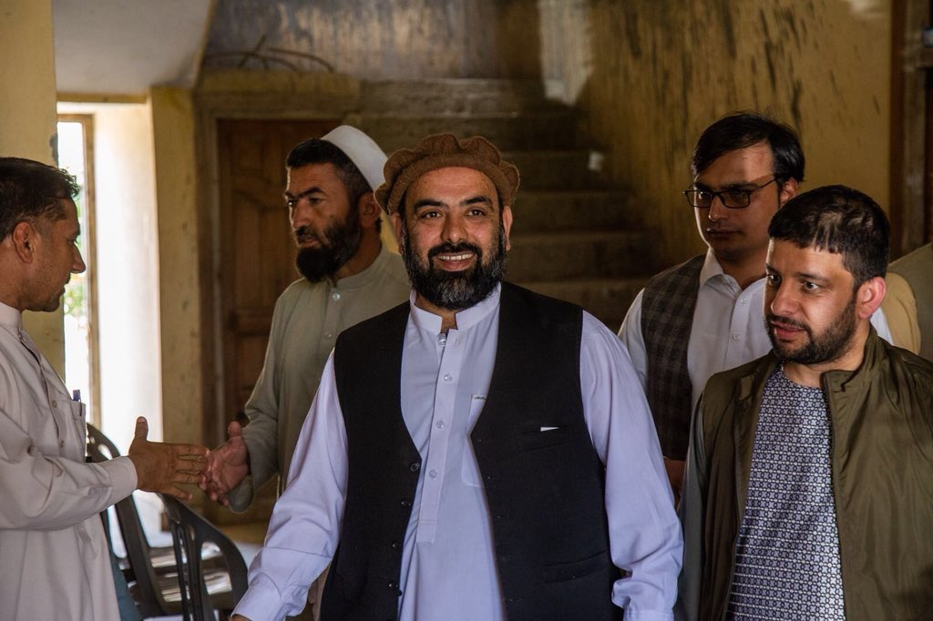Epitome of courage, integrity w/a moral compass that never failed to distinguish the right from wrong, @bsarwary has what it takes to represent the best interests of the people of Kunar & Afghanistan. His decision to run in the upcoming election makes us hopeful about the future.