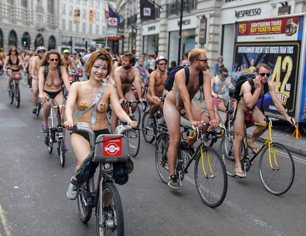 Nude world order