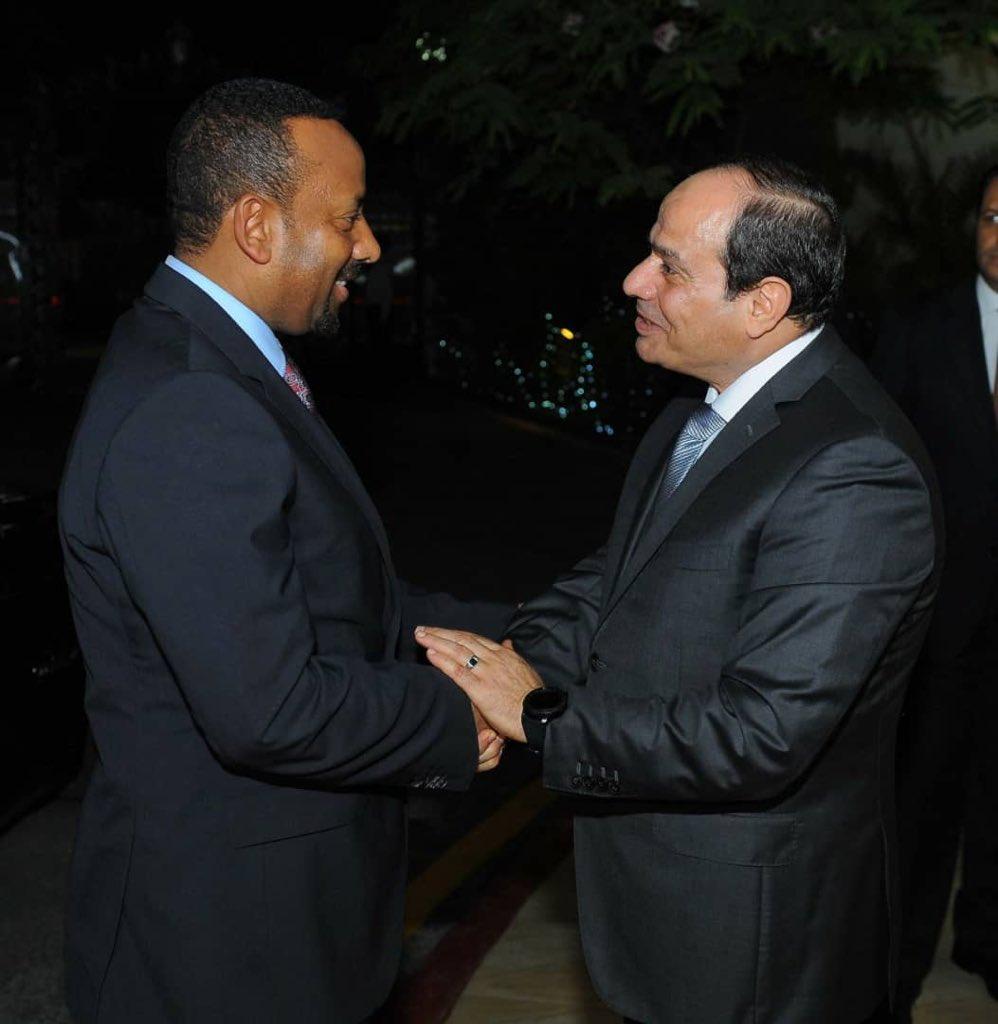 أسوشيتيد برس: مصر تُظهر «العين الحمراء» لإثيوبيا في أزمة «سد النهضة» DfSWR2lWkAAwVfI