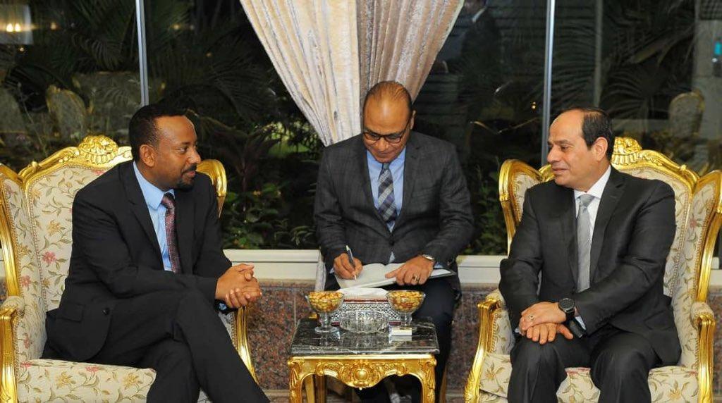 أسوشيتيد برس: مصر تُظهر «العين الحمراء» لإثيوبيا في أزمة «سد النهضة» DfSWR2nW0AAM-YS