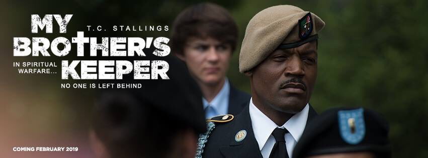 Image result for my brother's keeper t.c. stallings