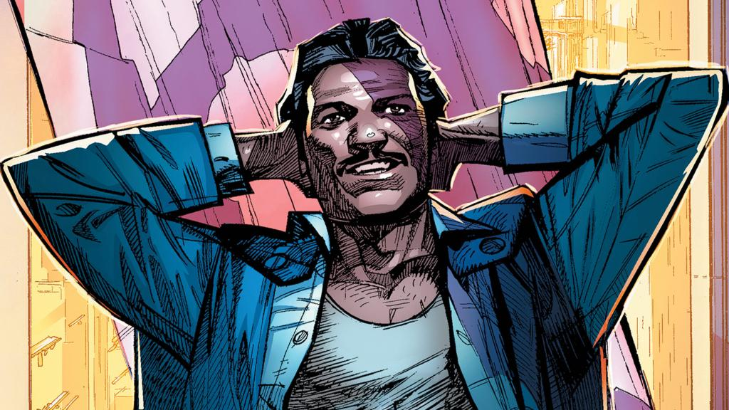There are many reasons to read @Marvel's 2015 Lando miniseries... here are five. strw.rs/6005DiY8v