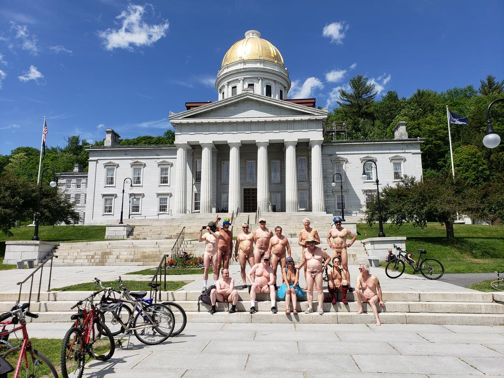 Montpelier naked bike