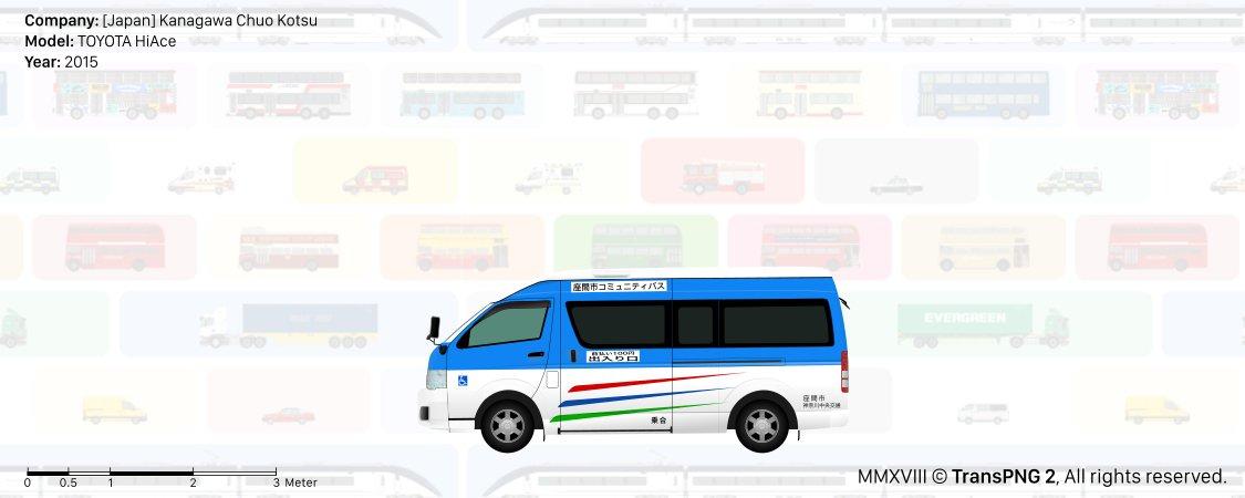 """TransPNG в Twitter: """"座間市コミュニティバス #座間市 #コミュニティ ..."""