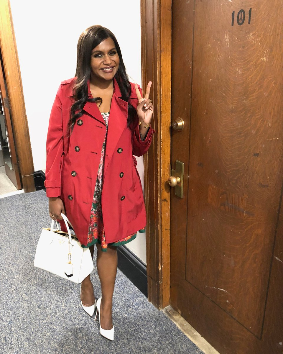 Mindy Kaling encourages graduates to ask 'why not me?' at Dartmouth commencement