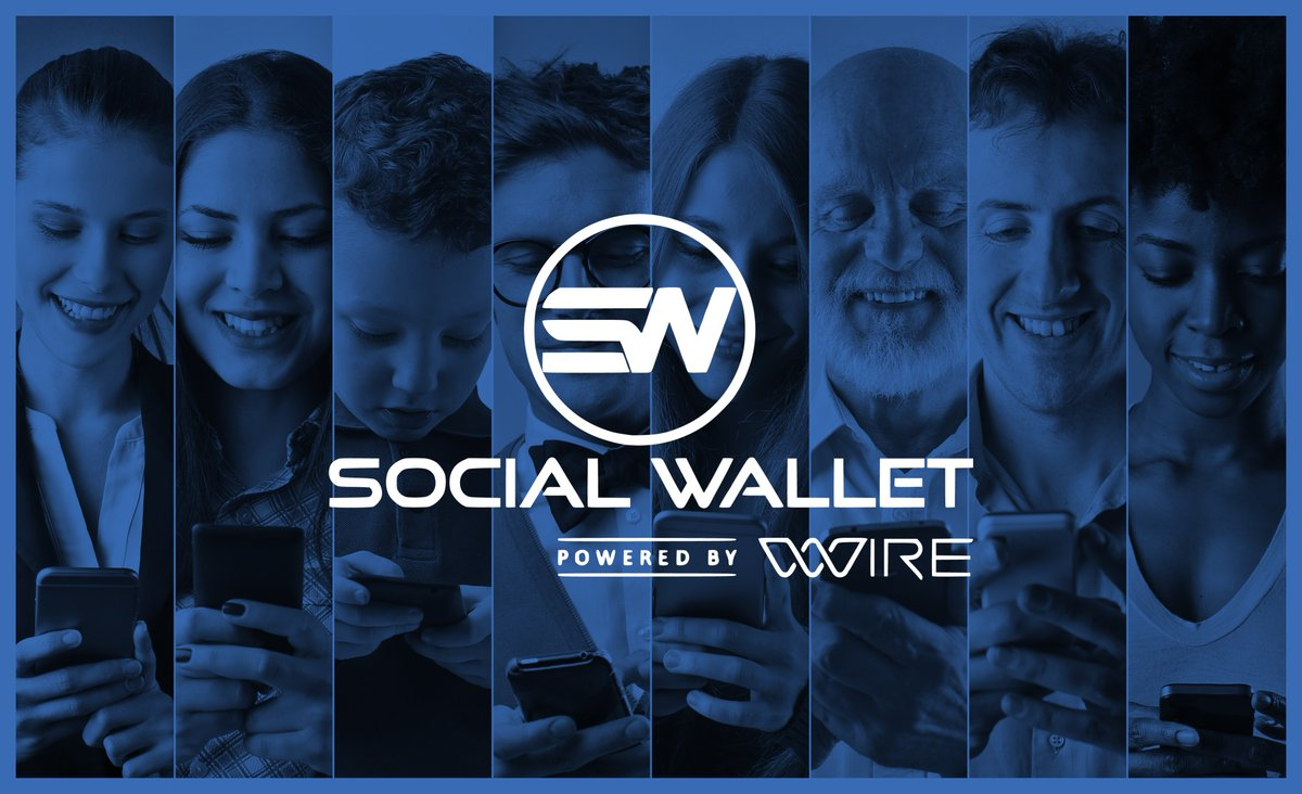 Don&#39;t forget to take advantage of the time left in our token sale! RT and let your people know about the platform making crypto transactions easier and more universal than ever! #SocialWallet $WIRE<br>http://pic.twitter.com/DvUT5Gz8Vm