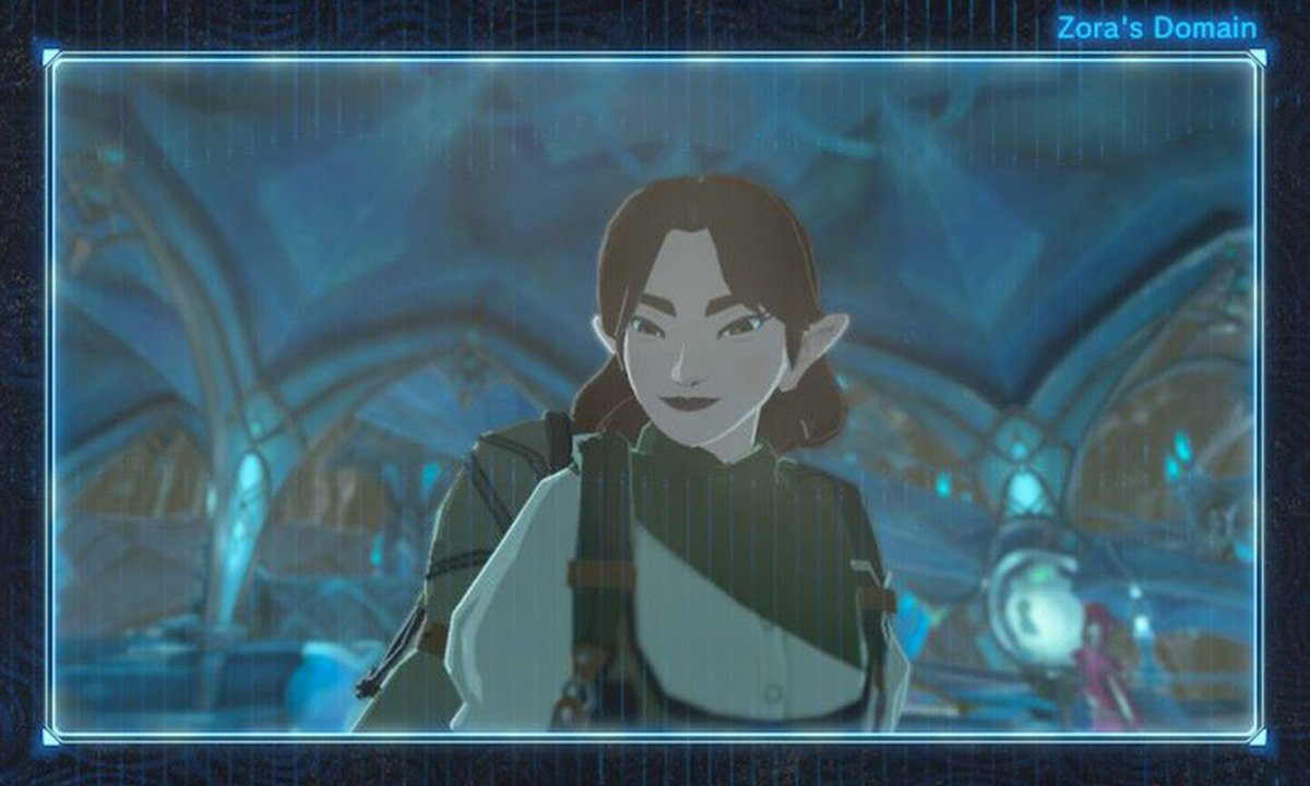 b057b6091e I've been slowly going through BotW again since I got it on Switch, and I've  been taking pictures of every random NPC. Here are a few cute ...