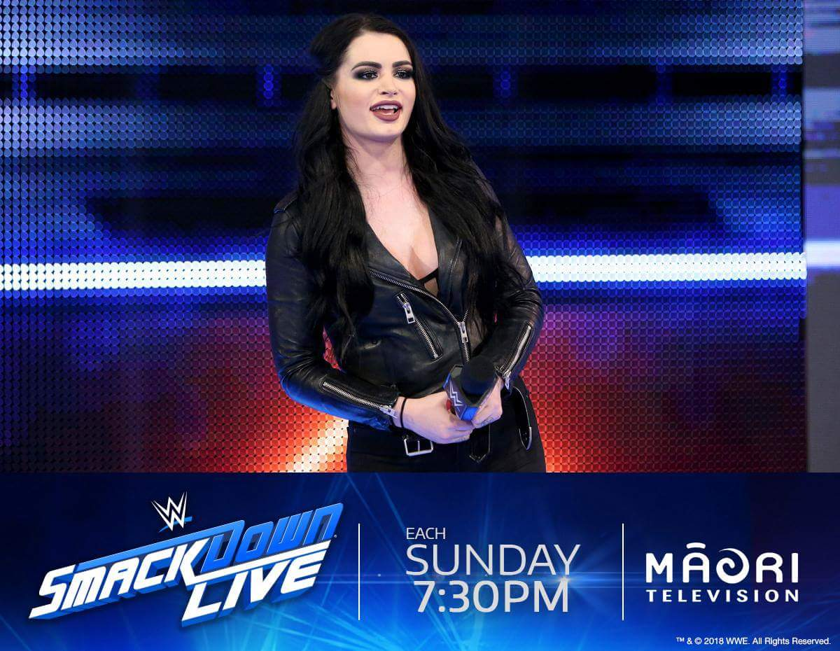 Wrap up your weekend with #SDLive, 7.30pm tonight on @maoritv! #WWENZ