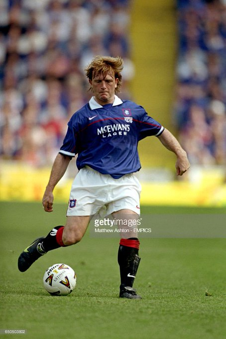 Happy birthday Stuart McCall(born 10.6.1964)