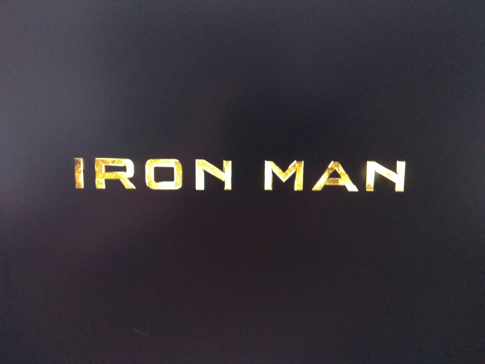 first marvel intro logo iron man 2008 - 1365×767