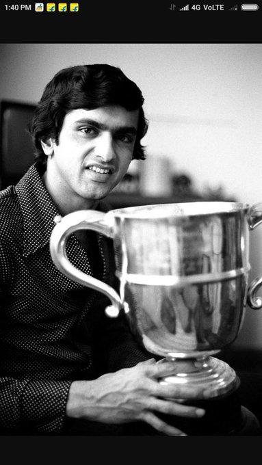 Wishing a very happy birthday to the Legend  Sir Prakash Padukone.  God of Indian Badminton