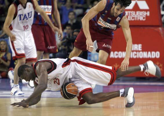 Semifinales Liga ACB FC Barcelona 1-3 Kirolbet Baskonia.!!! A la final 8 años después!!! DfUOlLiW4AAvzw0