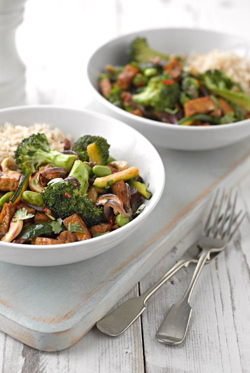 Supergreen Stir-Fry with Marinated Tofu https://t.co/BbBS4f6Bal #recipe https://t.co/azulV1Mvbs