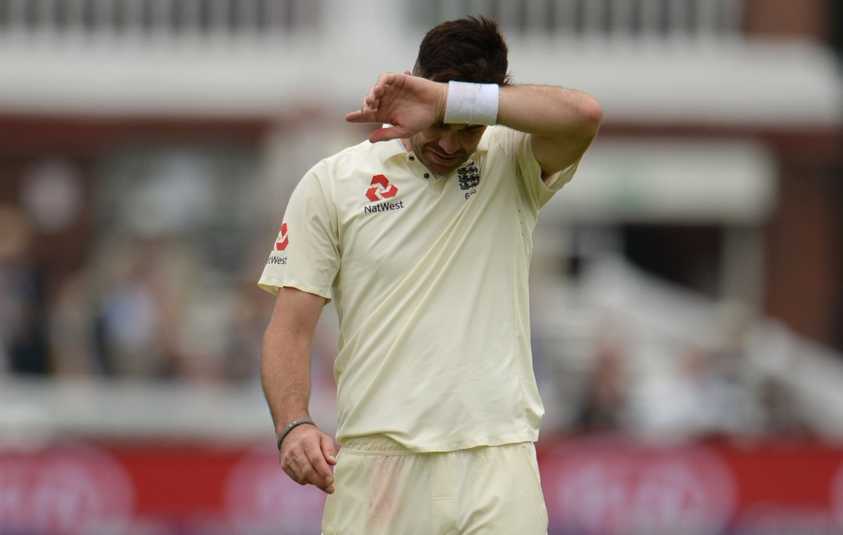 DfU SLDWsAADc4I - James Anderson Ruled Out For Minimum Six Weeks, Will He Play The India Series?
