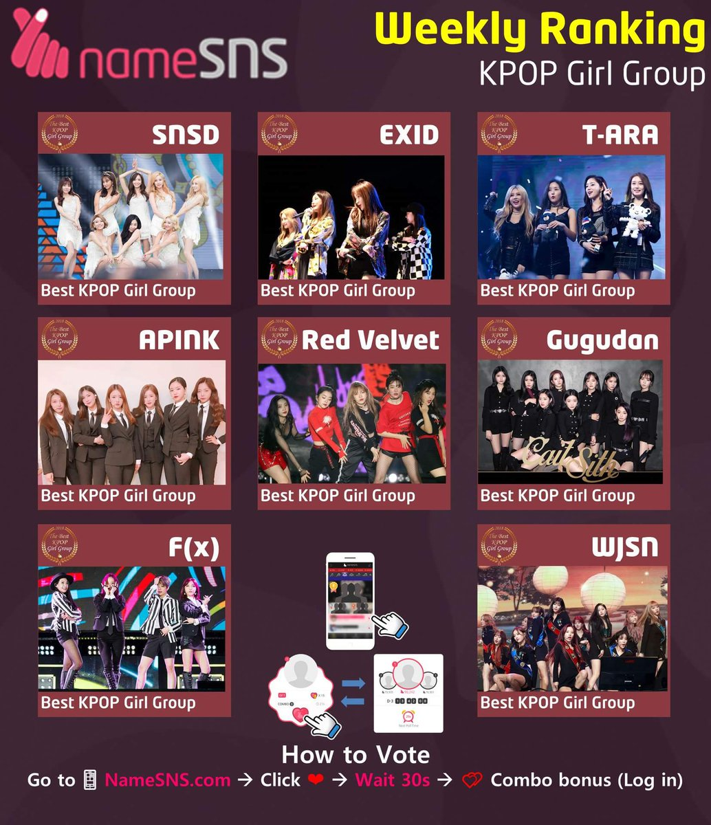 NameSNS KPOP / KDrama (Official) on Twitter: