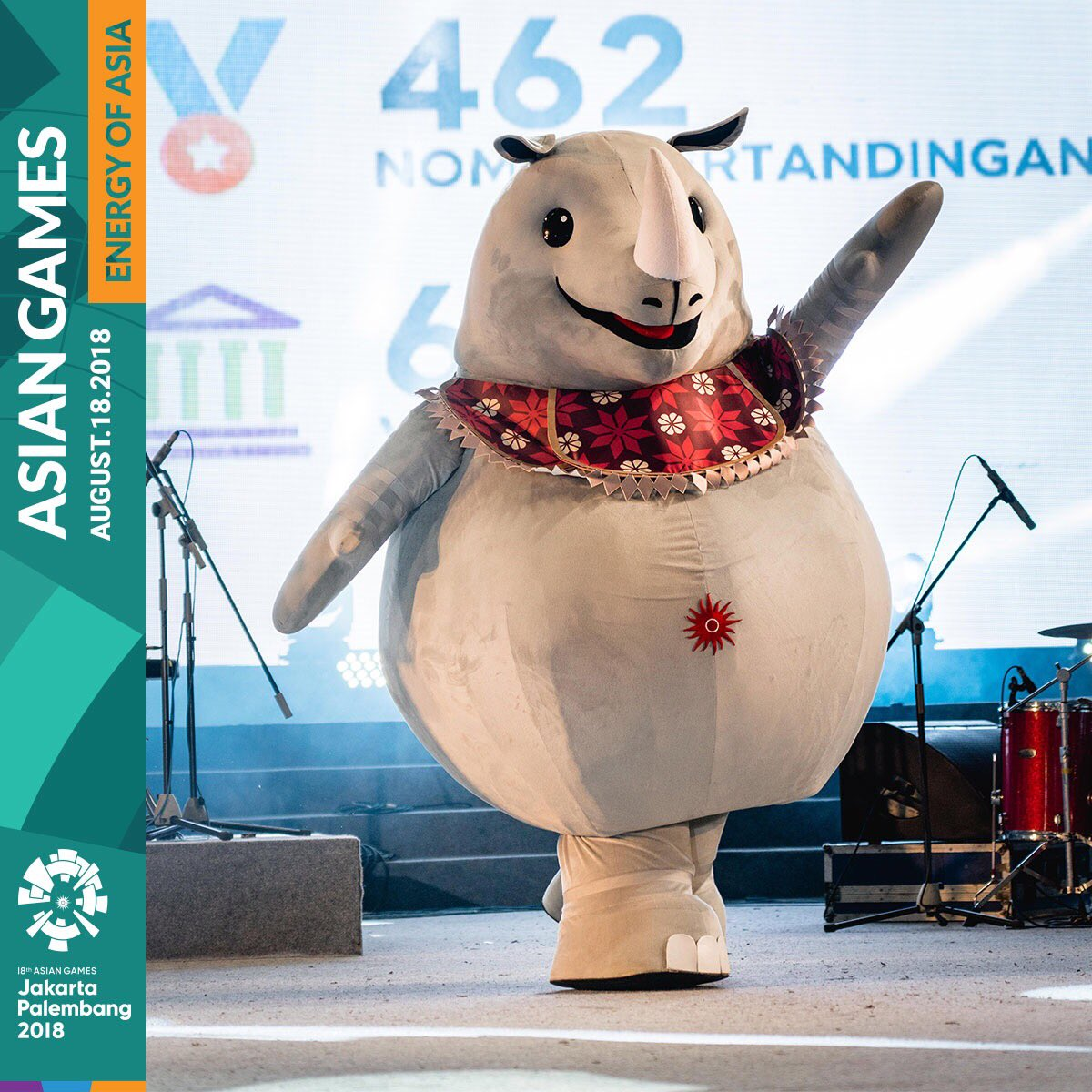 """Asian Games 2018 On Twitter """"Who Can Resist The Charm Of"""