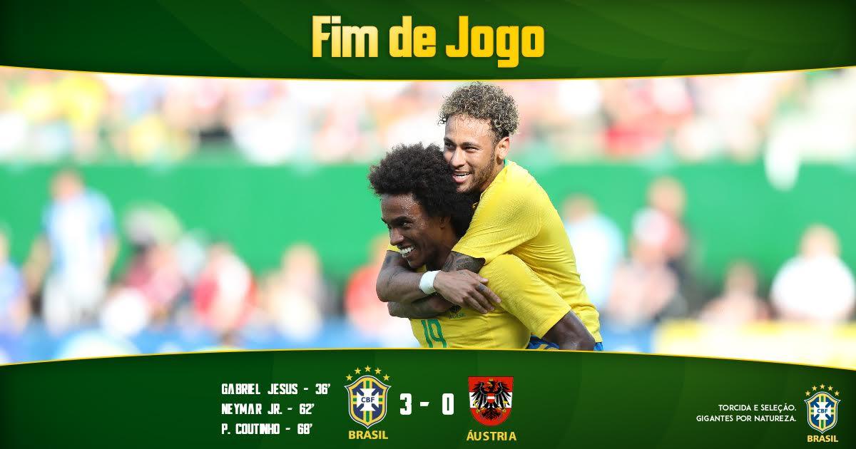 Brésil-Autriche