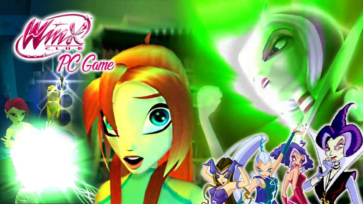 winx club pc game free play