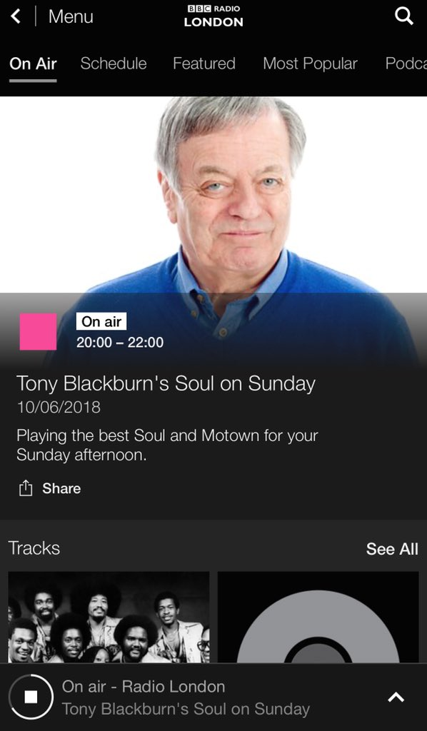 bbc radio london schedule
