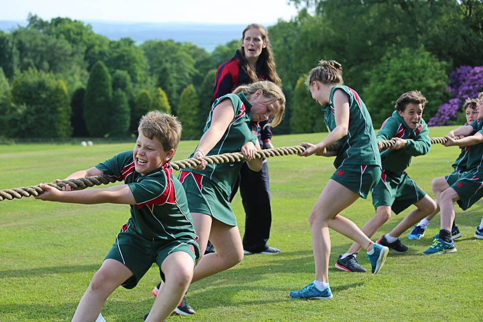 "Mowden Hall School on Twitter: ""Inter-House Tug O' War https://t ..."