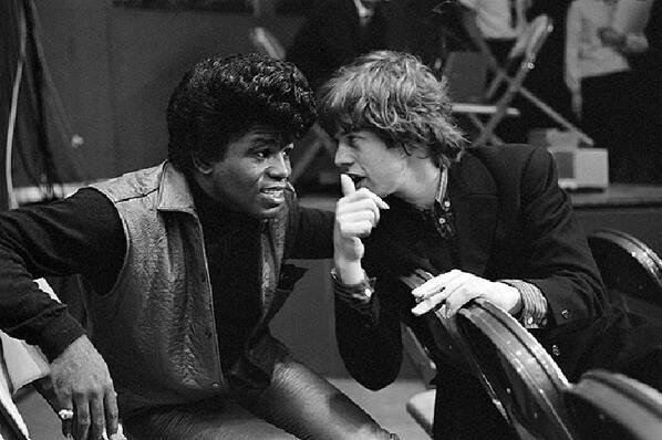 James Brown et Mick Jagger #histoire #musique pic.twitter.com/DIW6mAcBVQ