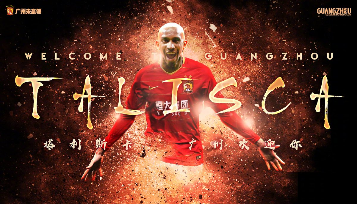Image result for Talisca interview on china