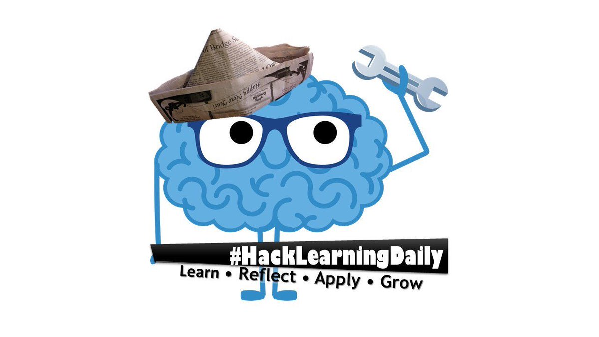I'm #HackLearningDaily we can talk more about how to overcome these obstacles ... #HackLearning