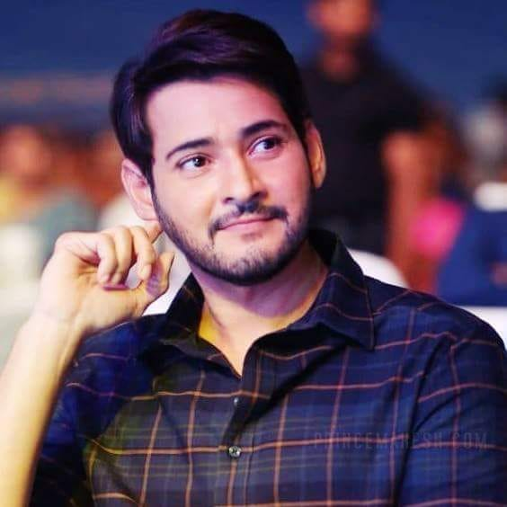Mahesh Babu Fan On Twitter That Hairstyle Reminds Me Of