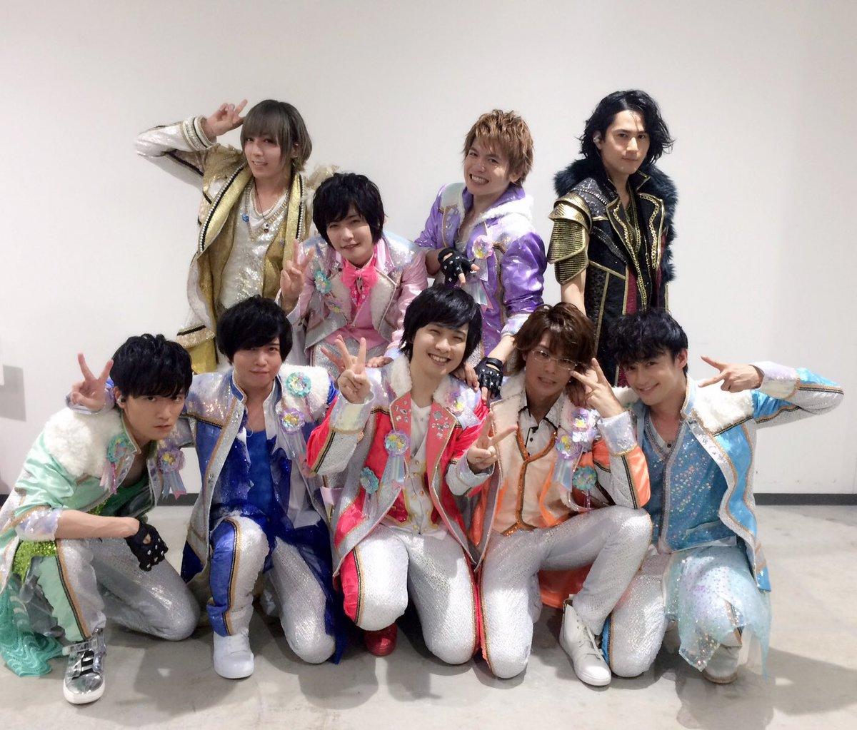 KING OF PRISM Rose Party 2018!皆様ありがとうございました!!キンプリのイベントの時はよく雨降るなぁ〜ほんと、どしゃぶりHappyだね!!!(内田雄馬 as ゼウス)