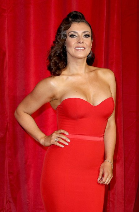 Happy birthday to the one and only - Kym Marsh - one of the most Sexiest Women alive: