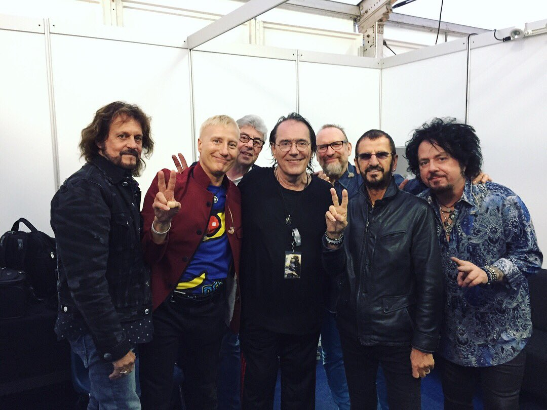 With Little Help From Its Friends Peace >> Gregg Bissonette On Twitter My Great Pal Vinnie Colaiuta Was