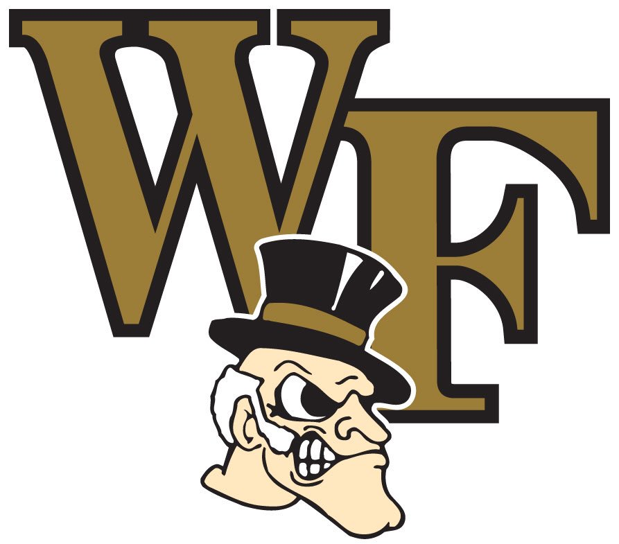 Excited to become a member of Wake Forest Men's Basketball. #GoDeacs