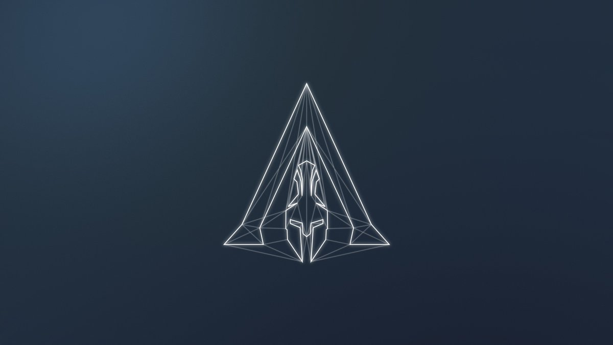 "rafael on twitter: ""assassin's creed odyssey minimal logo"