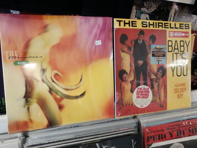 Happy Birthday to Kim Deal of the Breeders & Shirley Owens of the Shirelles