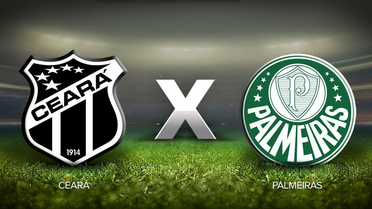Ceará x Palmeiras: local, horário, escalação e transmissão