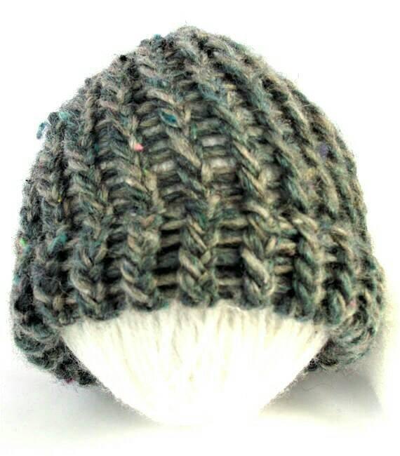 5949df6b2e9 ... girl hat baby boy hat baby shower gift newborn beanie knit baby hat  baby knit hat https   etsy.me 2KGLCsp  Knitted  Bohemian  EtsyUK   Handmadehouruk ...