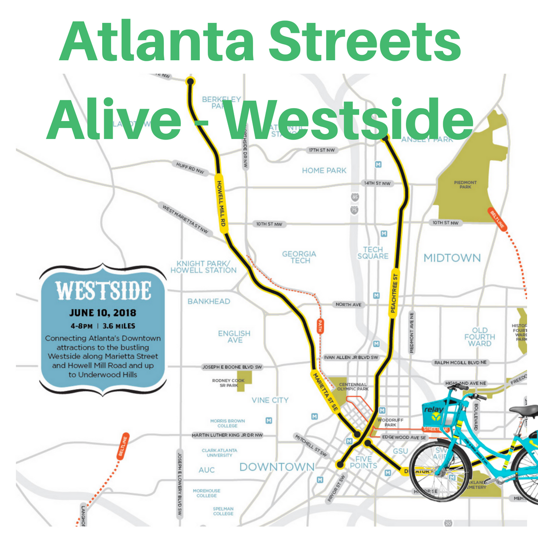 Relay Bike Share On Twitter Atlanta Streets Alive Is Going Down Electric Use Promo Code Asa2018 For A 350 Credit Toward Your Rental During The Event Bikeatlpic M9ldcoavyr