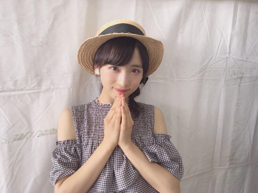 """""""@yuiyui_maromaro: 二日間、握手会ありがとうございました💓 みなさんゆっくり休んでくださいね〜! 二日目の全身の写真インスタに投稿したので是非見てね〜👀💭  #大阪 #握手会 #二日間ありがとうございました"""