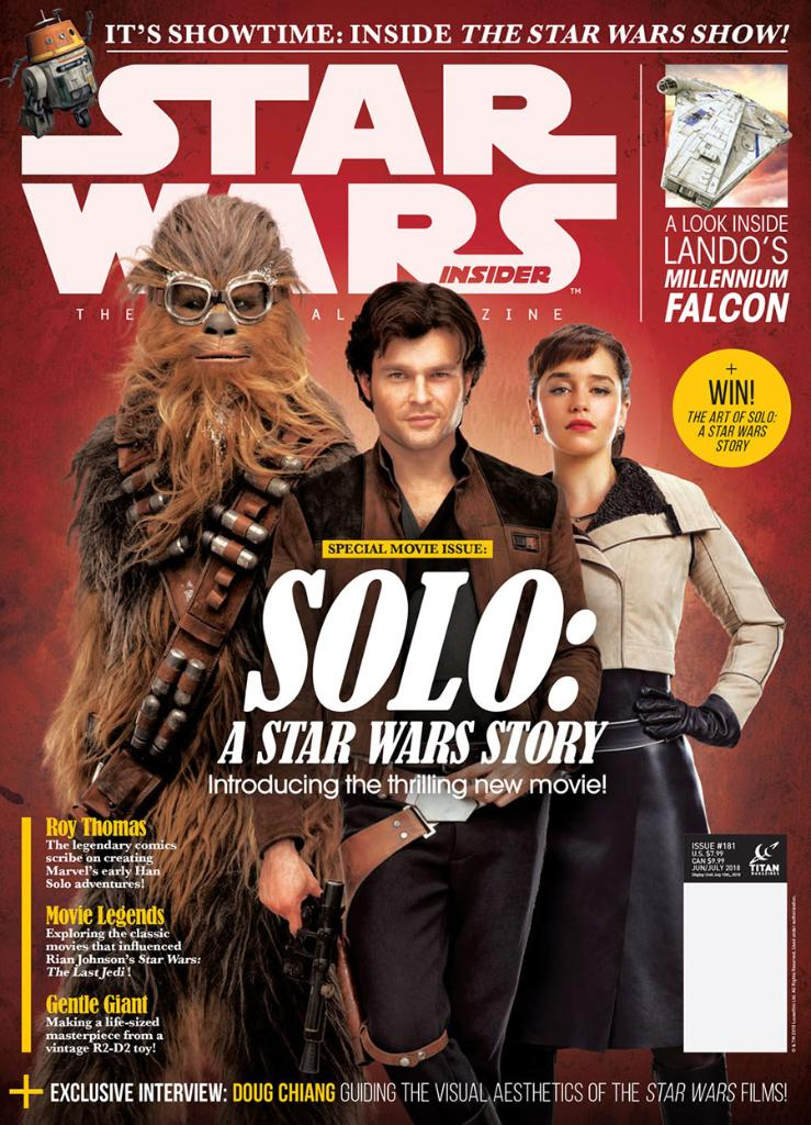 Take a look inside this month's Star Wars Insider. strw.rs/6009DcPph