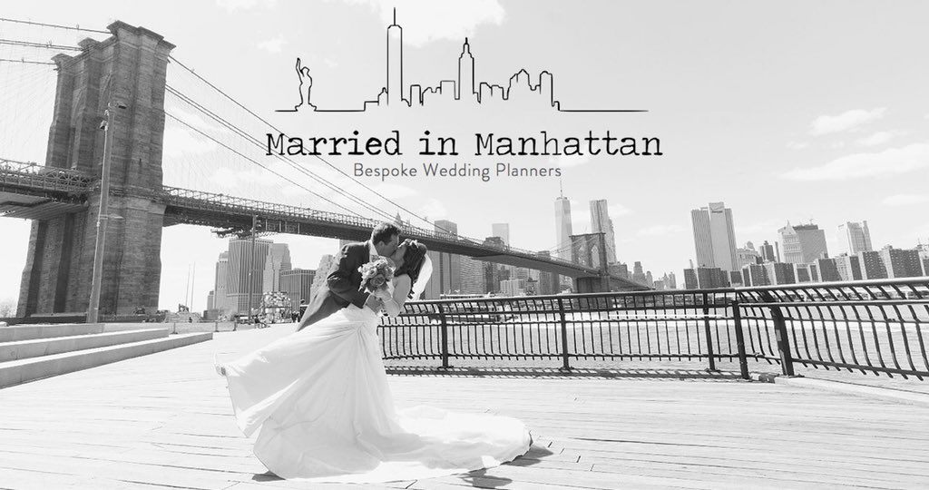 Married In Manhattan Is The Uk Based Award Winning Newyork Wedding Planning Service Who Offer Personalised Packages To Suit All Requirements And