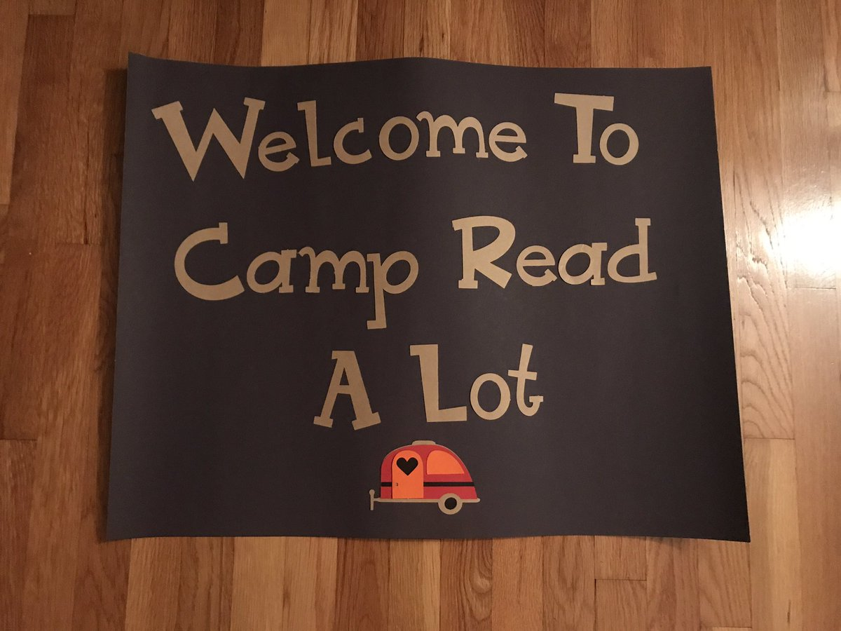 I can't wait for camp to open in my classroom tomorrow! #KidsDeserveIt #betheone #tlap