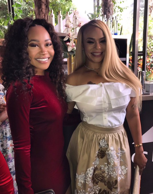 Happy Birthday, Faith Evans  May the Lord bless you with many, many more!