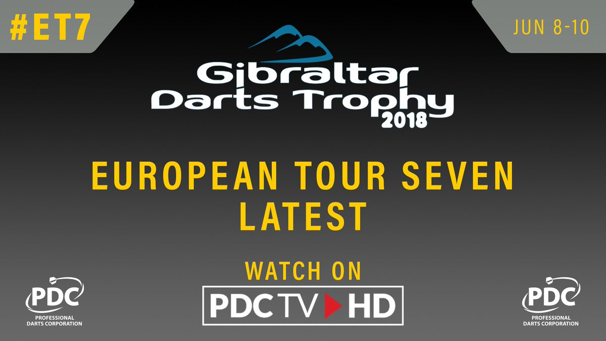 LATEST: Van Gerwen takes out 76 to move further ahead. Michael van Gerwen 6-1 Adrian Lewis 📺 Watch in @PDCTVHD ▶️ Results & streaming info: pdc.tv/node/7731 #ET7 #Darts