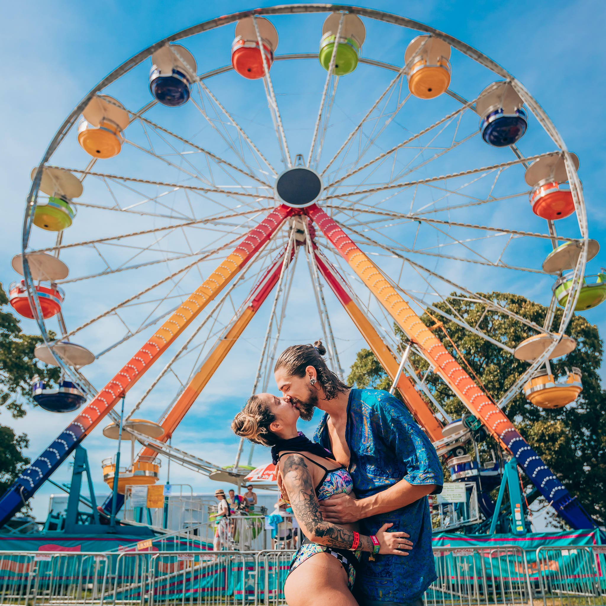 Round and round we go, and we wish this weekend would never end ❤️  Photo by @AliveCoverage https://t.co/UvtfrqXntH