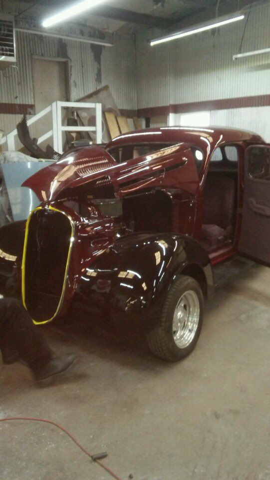 My 37 Plymouth custom street rod is for sale!!!!