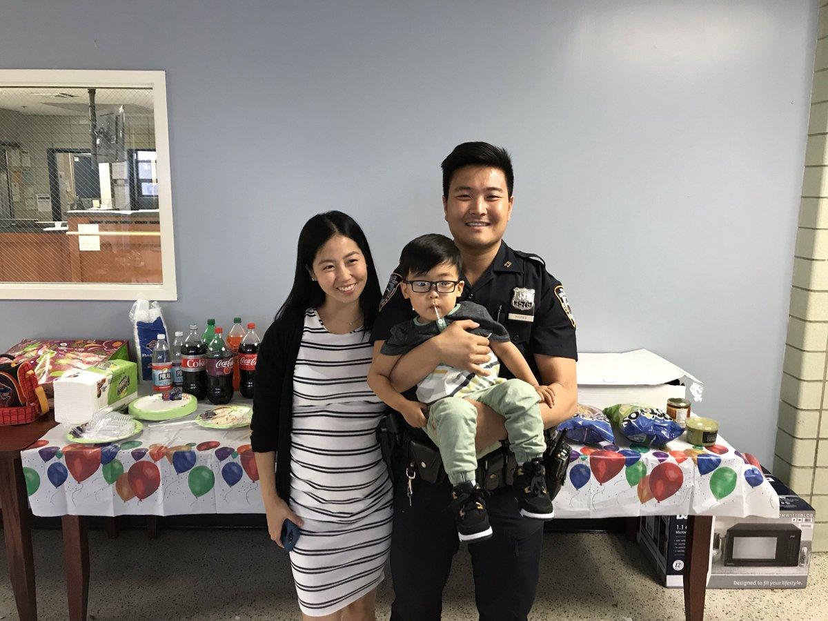 Congratulations on the Day of Precinct 18